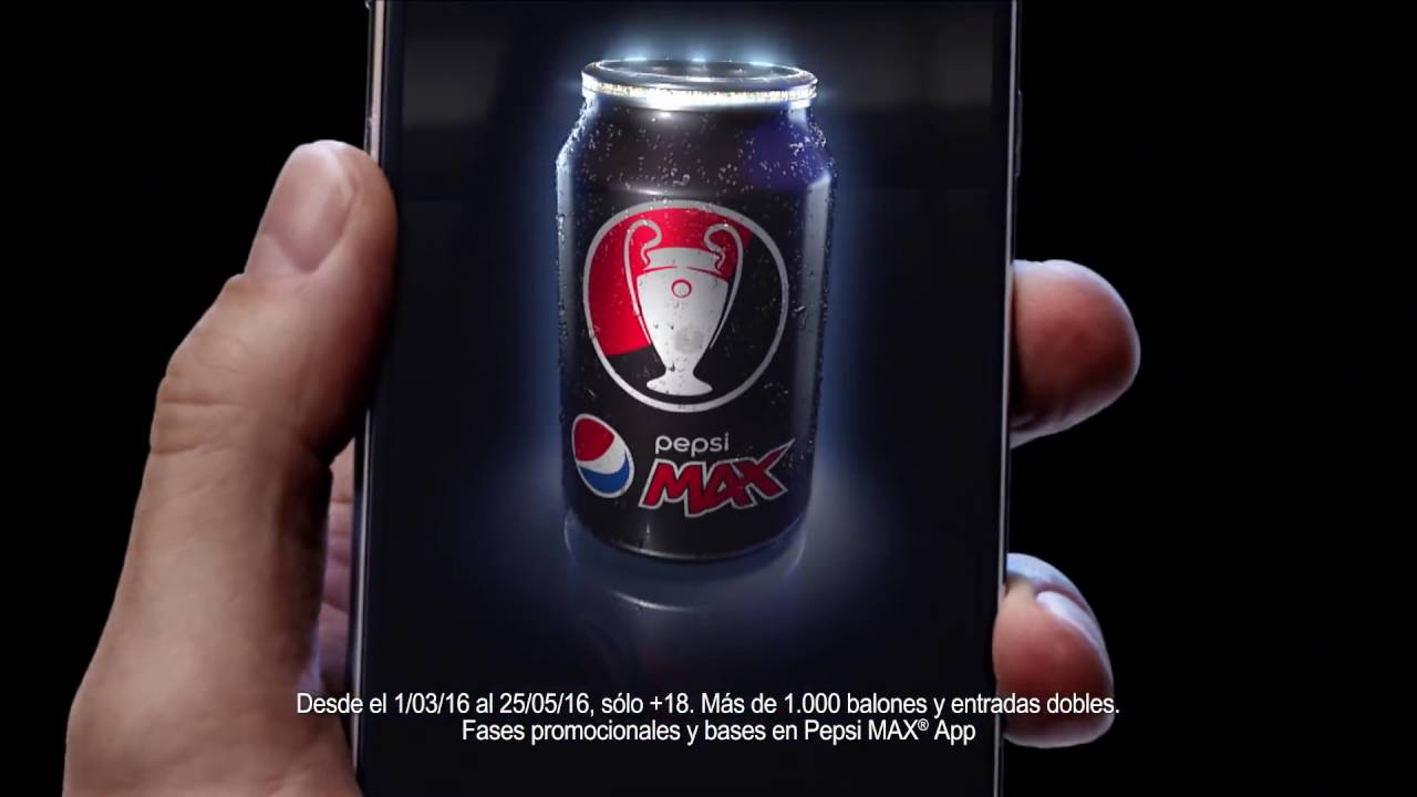 Pepsi Uefa Champions League Final