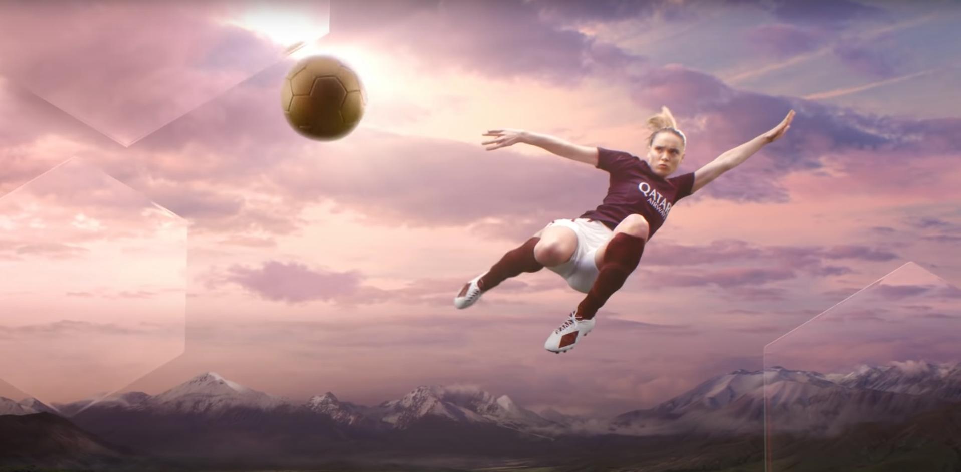 Qatar Airways – Women World Cup