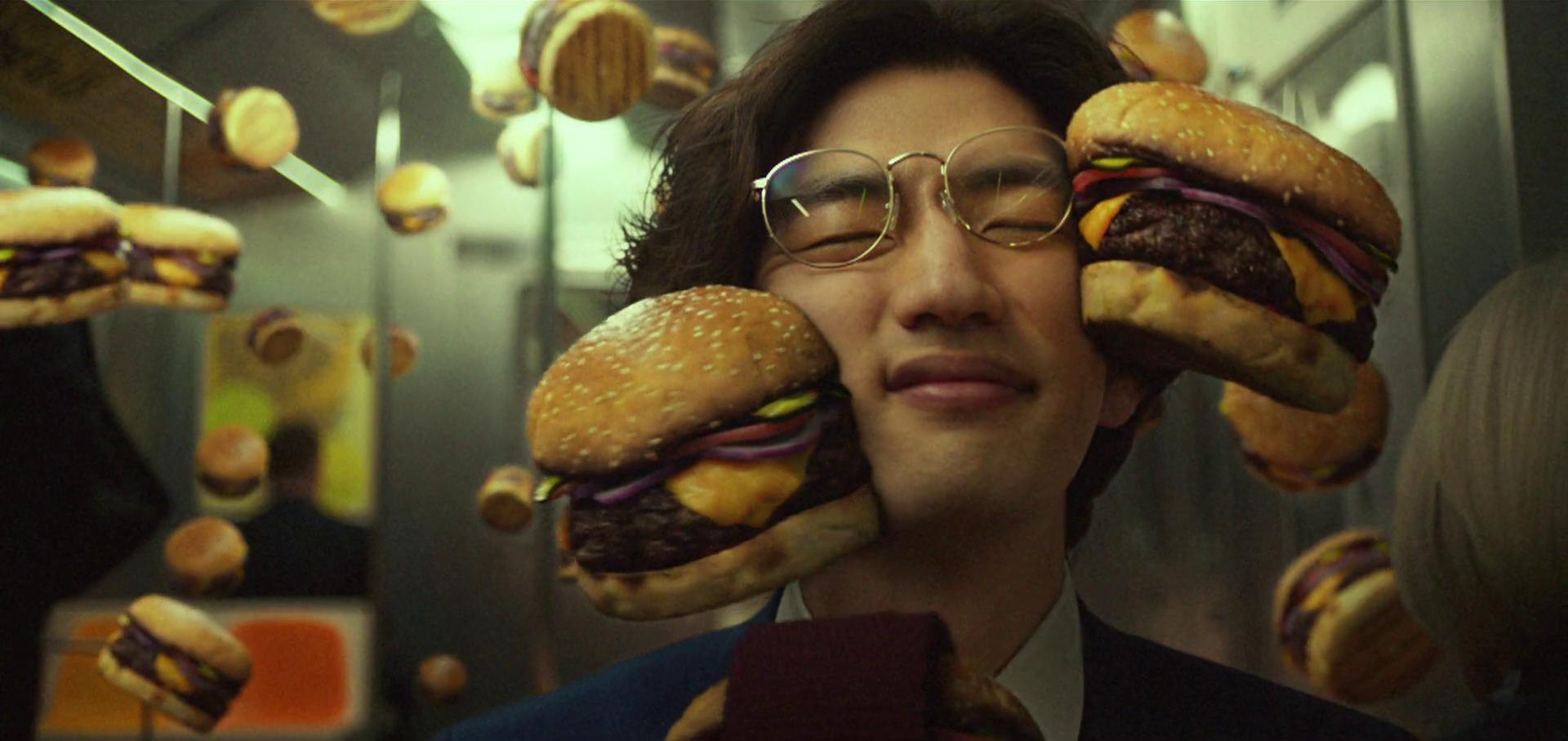 Postmates Burgers