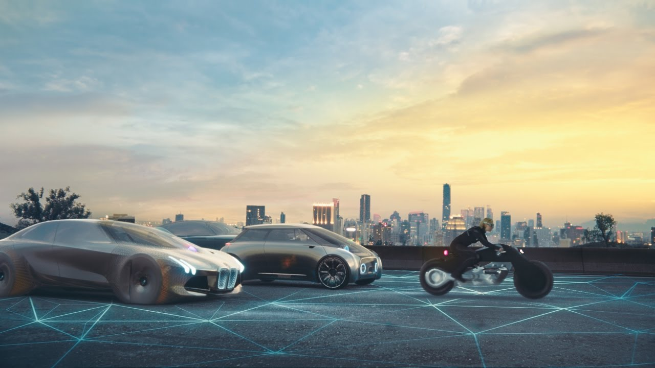 BMW – The Next 100 Years