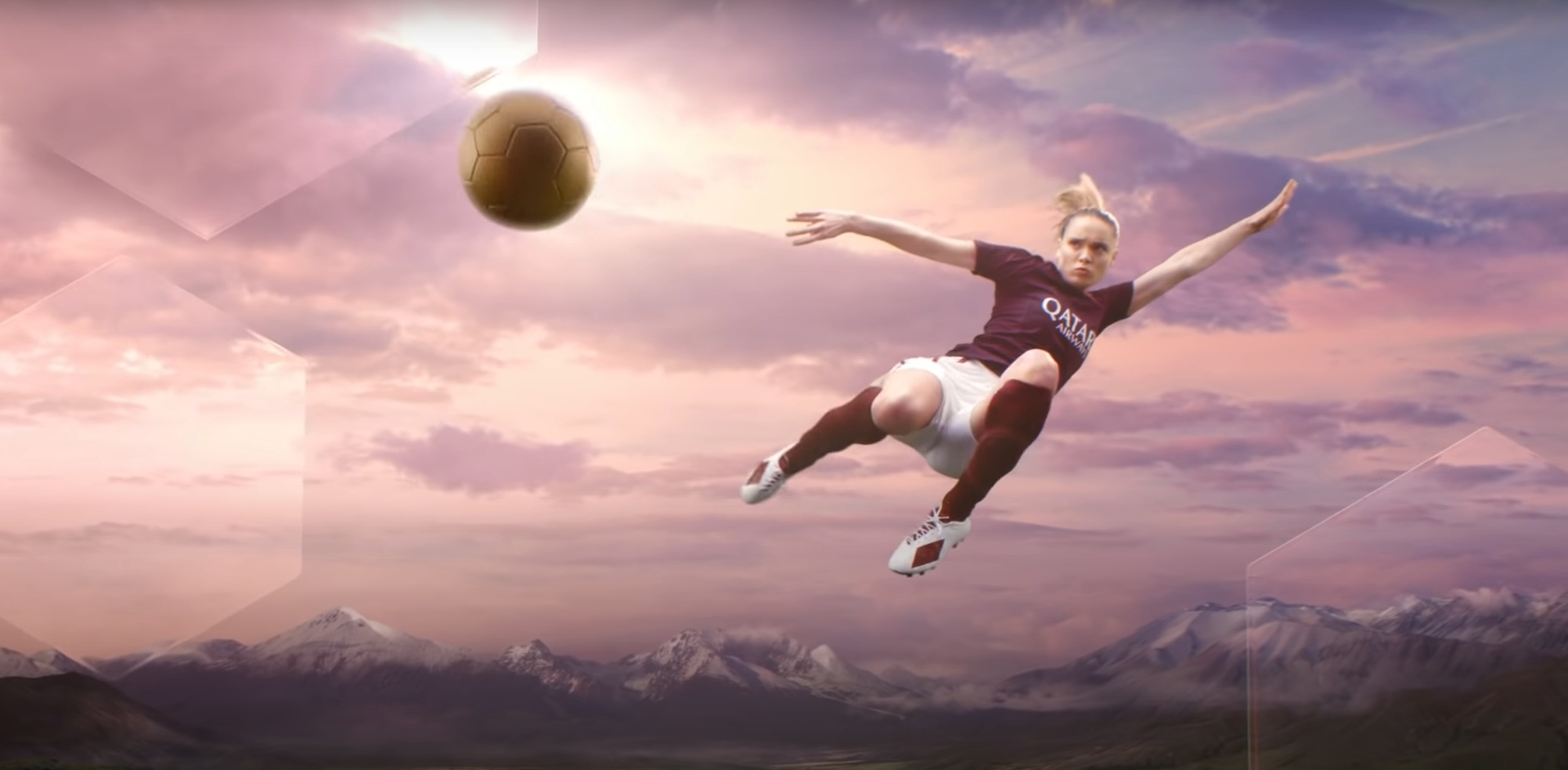 Qatar Airways – Women World Cup
